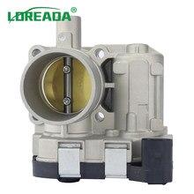 44mm 73502387 77364870 44SMF8 SM500811 acelerador nuevo cuerpo asamblea para Fiat Palio Siena Strada Idea fuego Flex Sistema