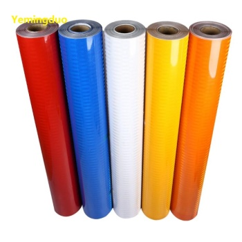 122CM*45.7M High-strength Microprism Super Engineering Grade EGP Reflector Film PET Class II Reflective Sheeting