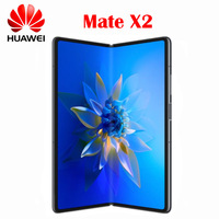 Original New Official Huawei Mate X2 5G Cell Phone Kirin 9000 6.45inch UP To 8.0inch OLED Folded Screen 50MP Camera 4500Mah 1