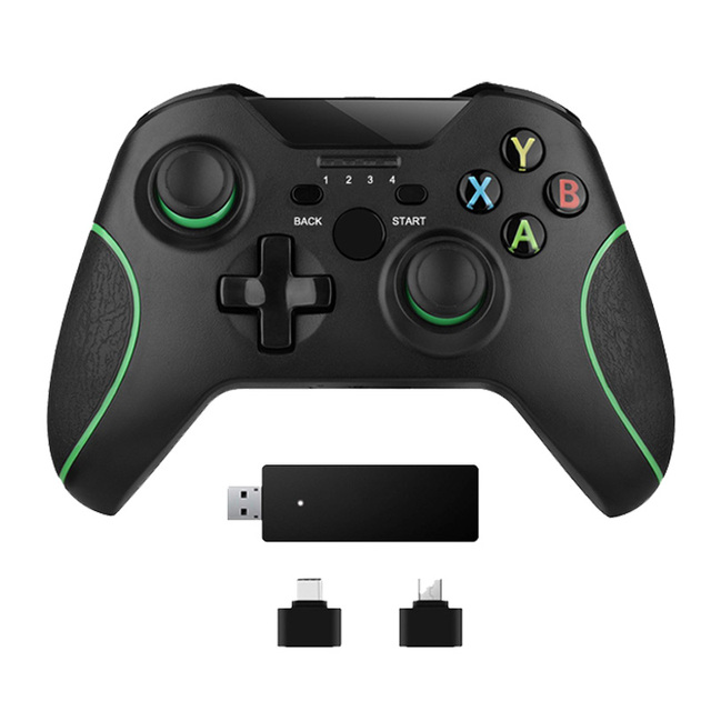 2.4G Wireless Controller For Xbox One Console For PC For Android smartphone Gamepad Joystick 1