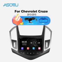 Asottu CH601 android 9.0 PX6 car multimedia player for Chevrolet Cruze 2013 2014 2015 car radio video player gps car stereo