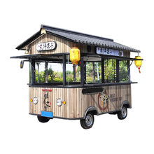 New Arrival Outdoor przyczepa gastronomiczna/Street przenośny wózek na żywność/fabryka w chinach wózek do przewozu żywności na sprzedaż