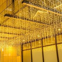 Светодиодный светильник 220 В европейский стиль Рождественский