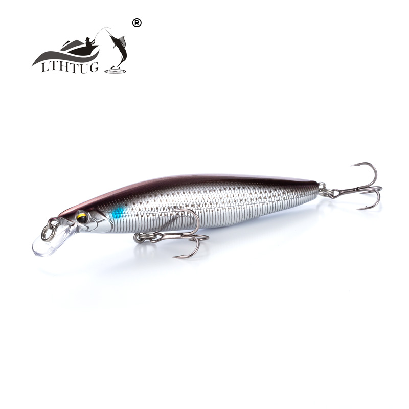 2019 NEW Arrival Pesca LTHTUG Fishing Lures Artificial Bait Japanese Design Good Quality Floating Minnow 90mm 11g Long Casting Fishing Wobbler For Pike Musky Catfish Walleye Trout Bass Salmon Chub