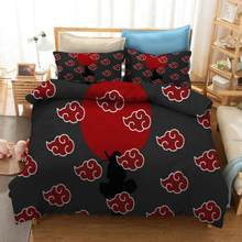 Japanese Anime Bedding Set 3D Cartoon Kids Duvet Cover Sets Comforter Bed Linen Twin Queen King Single Size Dropshipping Gift