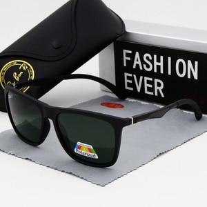 Image 3 - מקוטב נהיגה משקפי שמש מראות נקודת Eyewear מותג זכר נקבה GlassesUV400 שמש משקפיים גברים משקפי שמש נשים