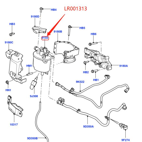 1 Luftfilter PURFLUX A1211 passend für FIAT ROVER//AUSTIN