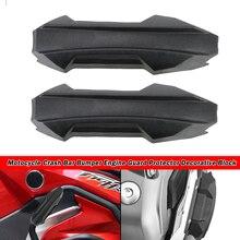 25mm Durchmesser Crash Bar Abdeckung Motorrad Stoßstange Protector Motor Schutz Block Moto Zubehör für BMW HONDA YAMAHA SUZUKI
