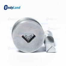 CandyLand череп таблетки штампы таблетки пресс штамп «леденец» набор штампов Пользовательский логотип удар литой таблетки пресс для таблеток TDP машина