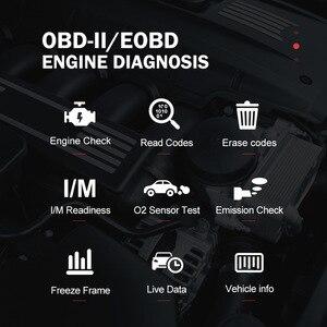 Image 3 - OBDPROG MT100 OBD2 Scanner professionale Auto OBD 2 Scanner motore analizzatore lettore di codice multilingue strumenti diagnostici per Auto
