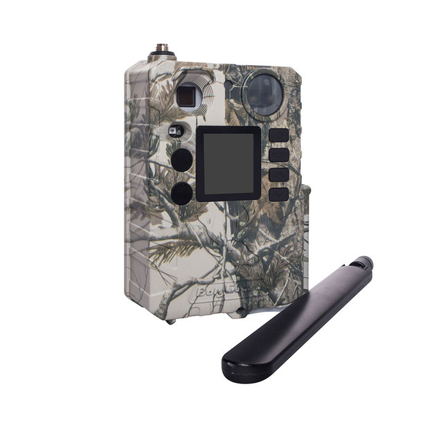 BolyGuard 4g hunting cameras color LCD invisible IR night vision economic tree cam forest deer game scout wireless trail cameras