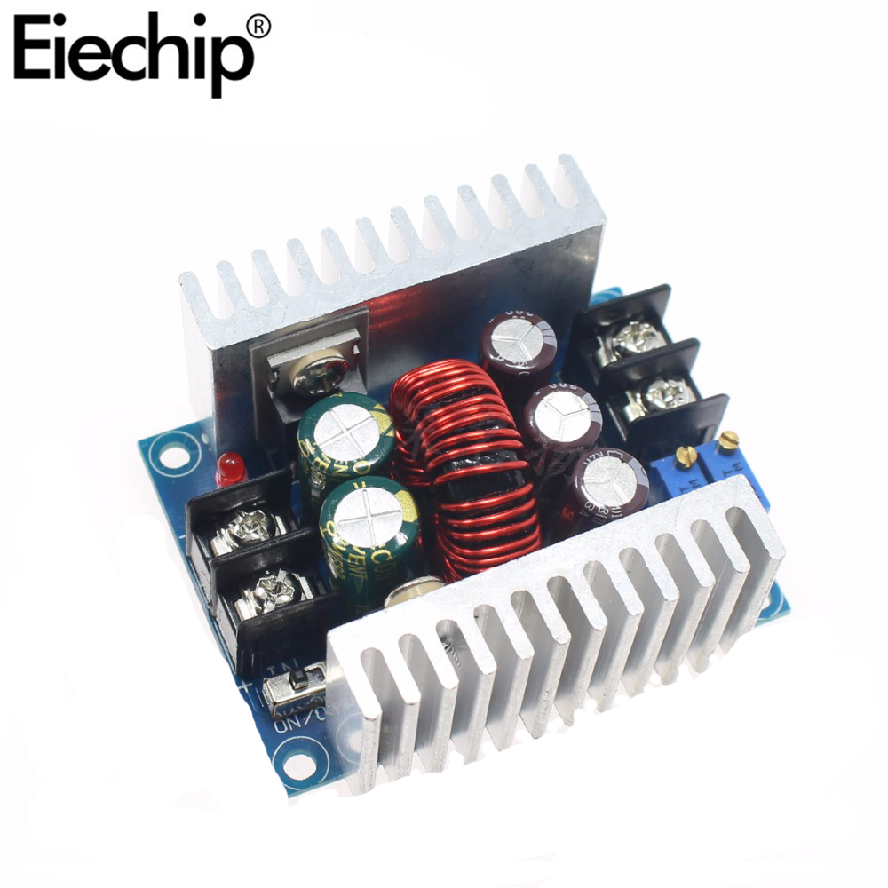 <font><b>300W</b></font> 20A <font><b>DC</b></font> <font><b>DC</b></font> Buck Converter Step Down Module <font><b>DC</b></font>-<font><b>DC</b></font> Constant Current LED Driver CC CV Adjustable Power Step Down Voltage Board image