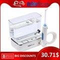 H20floss irrigador dental profesional water flosser monddouche tanden cleaner 400ml 3 Modes USB Oplaadbare monddouche