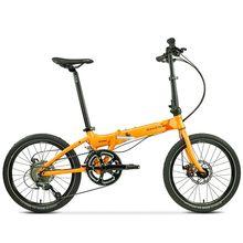 Dobrável bicicleta dahon bicicleta s18 20 velocidade kba004 archer pro frame da liga de alumínio 20 Polegada cilindro ar tubo do assento freio a disco esporte