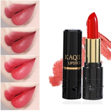 Natural Makeup Cosmetic Moisturizing Lipstick Long Lasting Waterproof Non-Stick Cup Lipstick Cosmetic maquiagem# 807 cosmetic charming moisturizing lipstick red