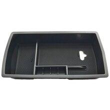 2020 Car Interior Armrest Storage Box Organizer Central Storage Box Fit for Peugeot 3008 GT 2016-2020