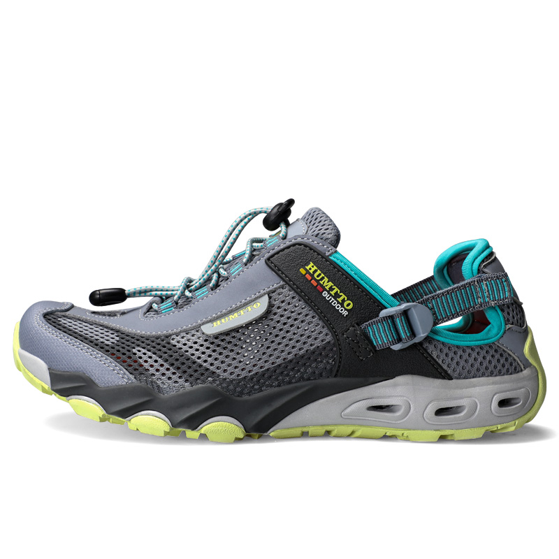 Mens Water Shoes Hiking Aqua Shoes Quick Dry Breathable Wading Trekking Sneakers