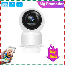 Ip-Camera Baby Monitor Auto Tracking Surveillance-Wifi Smart Home-Security Wireless Promotion