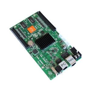 Image 3 - Huidu HD C35 HD C35 غير متزامن rgb شاشة عرض فيديو ليد بطاقة Huidu HD C35 كبير كامل اللون led بطاقة التحكم في العرض HD R501