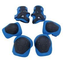 Набор детских защитных принадлежностей для катания на роликах