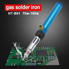 Adjustable Temperature Gas Soldering Iron Cordless Welding Pen Burner Butane Blow Torch Solder Iron Hot Air Gun Soldering Tool цена и фото