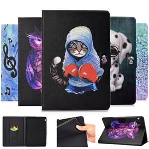 Case Tablet Pc Huawei Mediapad Back-Cover Protective AGS-W09 PU Soft Print No for T3