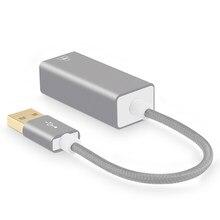 Adaptador dos ethernet do usb realtek rtl8152 usb 2.0 ethernet cabo usb 2.0 à placa de rede rj45 adaopter para mac os. win10/8/7
