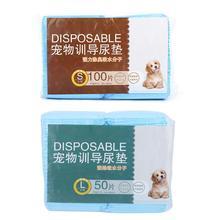 Подгузники для домашних животных, впитывающие, для обучения собак, мочи, пеленки для щенков, собак, дезодорированные пеленки, товары для домашних животных