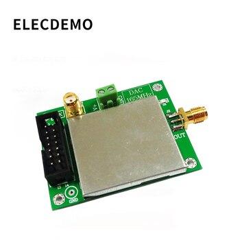 DAC902E module High Speed DA Digital to Analog Conversion Module SFDR 12 Bit 165MSPS Low Power Adjustable Range