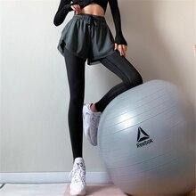 Sports Tights Legging Lycra Fittness Yoga-Pa Workout-Bottoms Seamless Women's Yuerlian