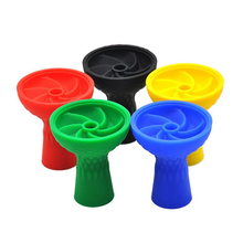 Silicone Hookah Tobacco Bowl & Charcoal Holder Shisha Bowl Hookah