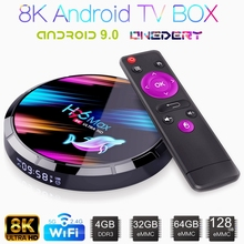 8K Android TV BOX Smart TV BOX Android 9.0 5G Wifi  8K 3D HDMI USB 3.0 Amlogic S905X3 4-Core CPU Android OTT TV Box Set-top Boxe android