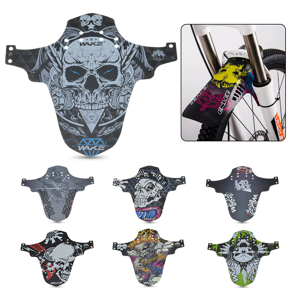 Mountain bike accessories MTB Bicycle Mudguard Tire Fenders Front Rear fender mud board riding equipment bicycle accessories