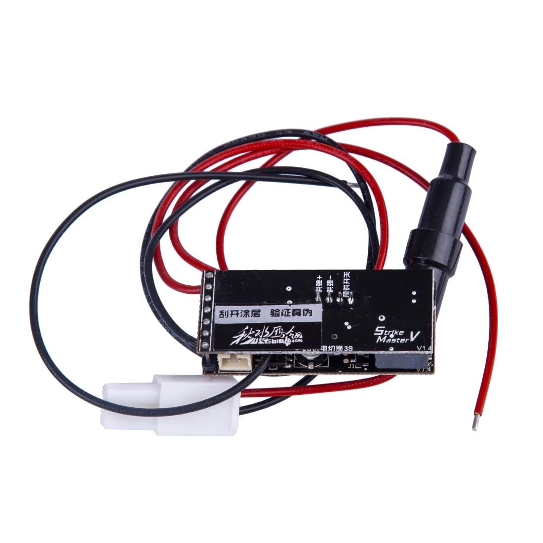MODIKER StrikeMaster V Electronic Fire Control Unit Module Chip For LH Sword Gen.2 Water Gel Beads Blaster