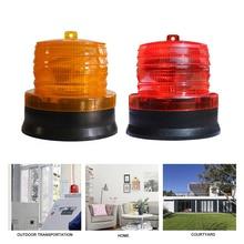 Led-Lamp Light Traffic Signal Roadway Safety Warning Strobe Flash-Caution Easy-Install