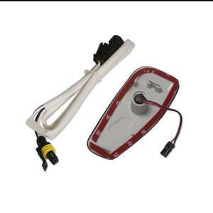 Image 2 - iJDM Smoked Lens Amber LED Bulb Front Side Marker Light Kit For 2015 up Jeep Renegade, Replace OEM Amber Sidemarker Lamps 12V