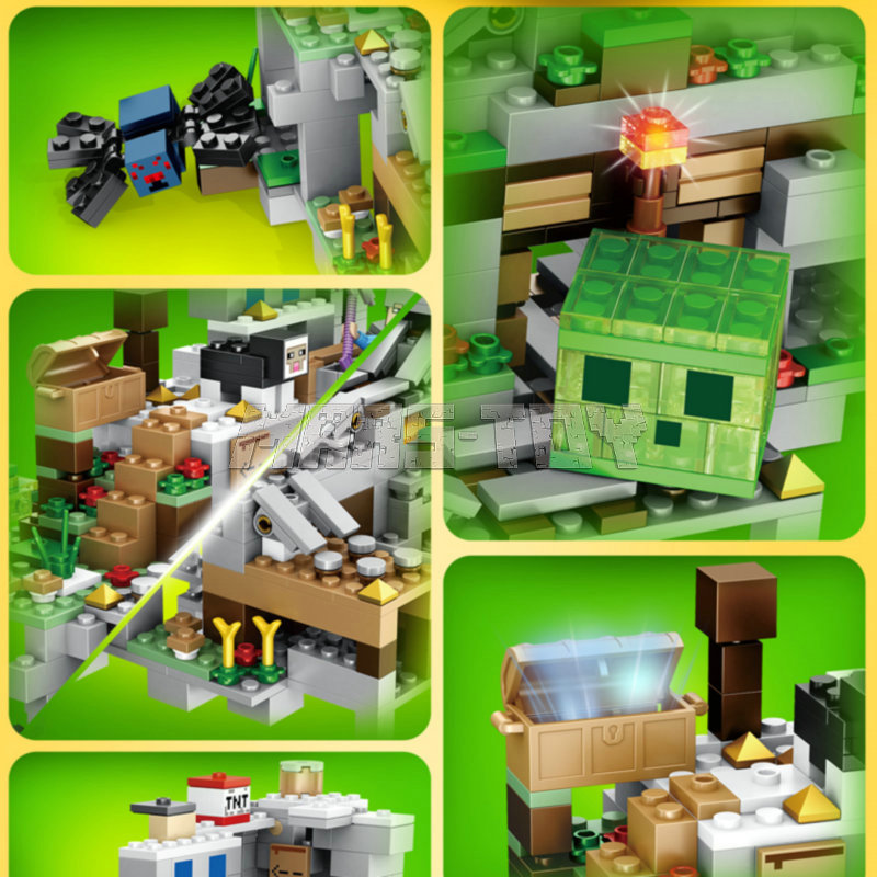 minecraft lego building block toys (9)_1