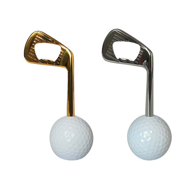 New Golf Ball Bottle Opener Golfer Beer Gift Novelty Item For The Golf Lover And Beer Enthusiast