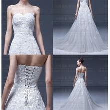 casamento salmon fashionable sexy sweetheart vestido de noiva renda 2018 romantic lace bridal gown