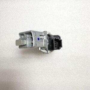 Image 2 - ของแท้ Hengfei กุญแจรถทั้งหมดล็อคจุดระเบิดล็อคประตูล็อคกระบอกสูบกระบอกสูบถังสำหรับ Peugeot 307