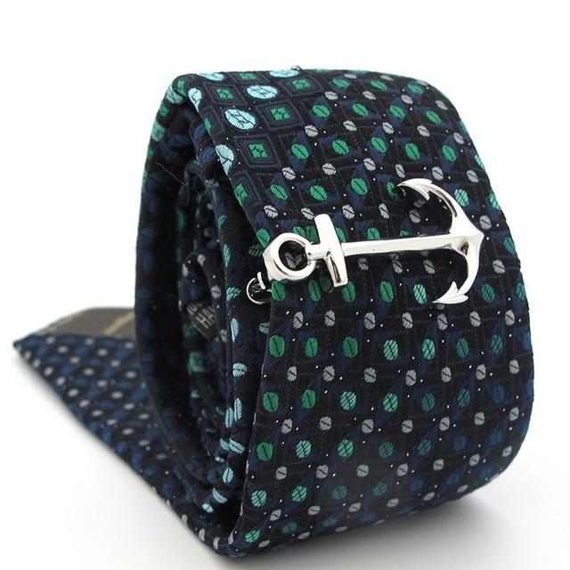 Men's Tie Clips, 29 Designs