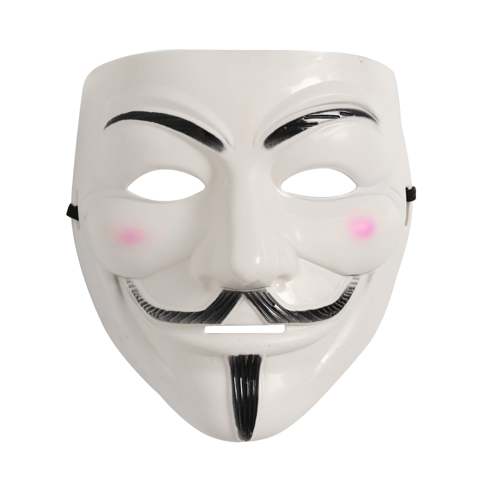 Masquerade Party V For Vendetta Mask Anonymous Guy Fawkes Hacker