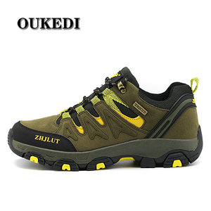 Men Women Hiking Shoes Sports