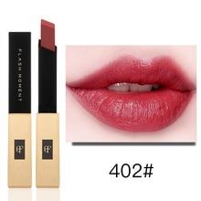 Матовая губная помада для макияжа губ увлажняющая Красная губная помада водонепроницаемый макияж полная губная помада матовый Пигмент косметический