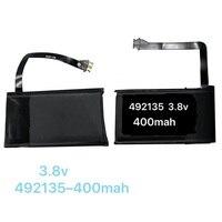 400mAh batería de la batería AirPods 1 2 carga inalámbrica batería A1596