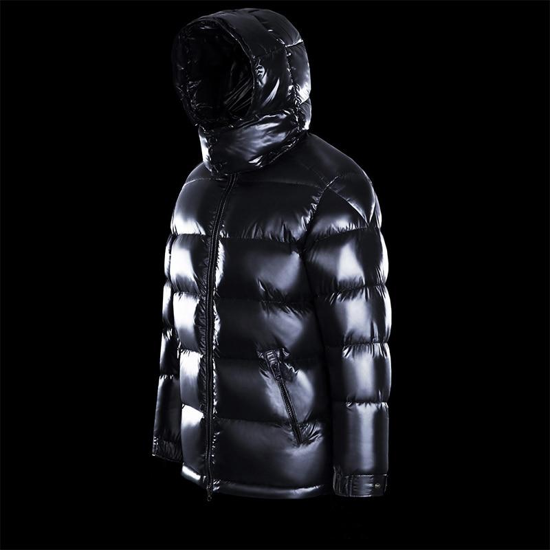 Winter Goose Down Jacket Men Hooded Thick Coat Puffer Jacket Men High Quality Men's Down Jackets 2020 M7YYF8001 KJ3116