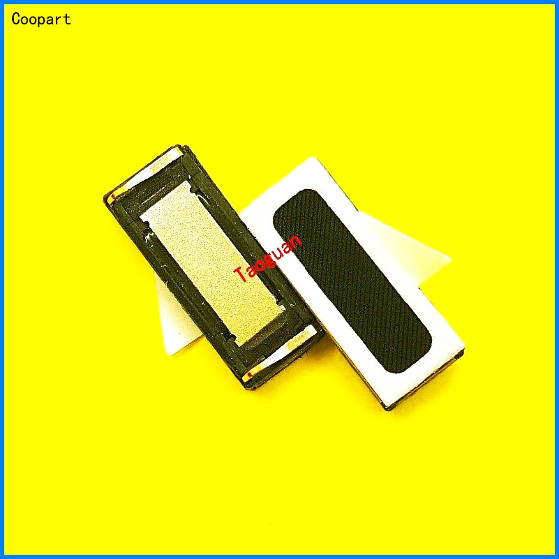 2pcs/lot Coopart New Ear Speaker Receiver Earpiece For ZTE Nubia NX541 N1 Nx529j Z5 Z11 / Z11 Mini / Z9 Mini / NX511J