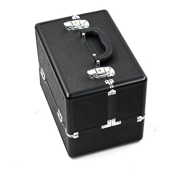 Manufacturers Direct Selling Korean-style Hand-Style Large-Volume Cosmetic Case Portable Girl'S Cosmetics Storage Box Cosmetic B