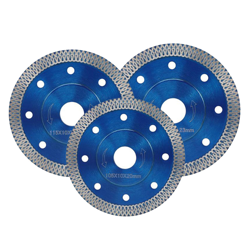 Saw Blade Discs Porcelain Tiles Ceramic Micro Crystalline Stone Cutter Aggressive Power Dry Cutting Accessories