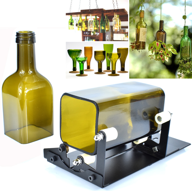Glass Bottle Cutter Tool Professional For Bottles Cutting Glass Bottle Cutter Diy Cut Tools Machine Wine Beer Glass Cutter Aliexpress